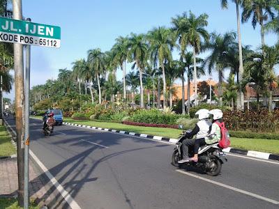 Jalan Kota