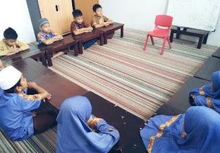Cara Mengajar Anak Mengaji Dengan Baik dan Efektif