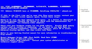 computerspirit: How do I fix the Windows blue screen errors?