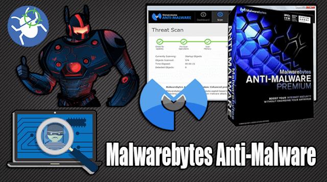 تحميل وتفعيل عملاق الحماية برنامج Malwarebytes Anti-Malware باخر اصدار