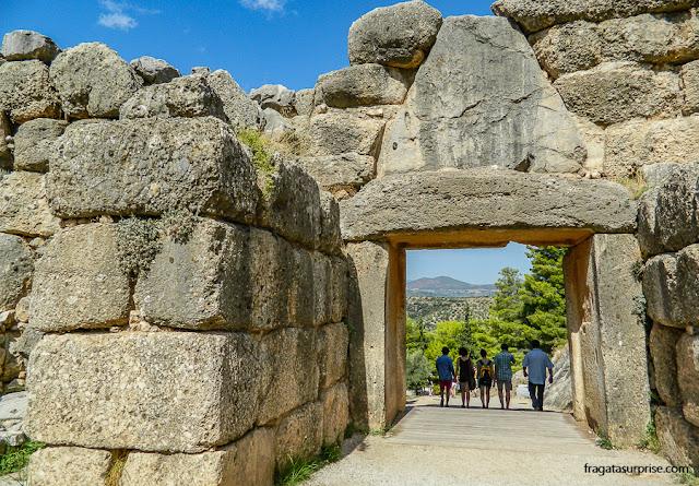 Micenas, Grécia