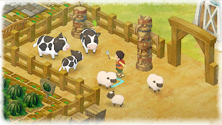 Doraemon Story of Seasons Free Downlolad