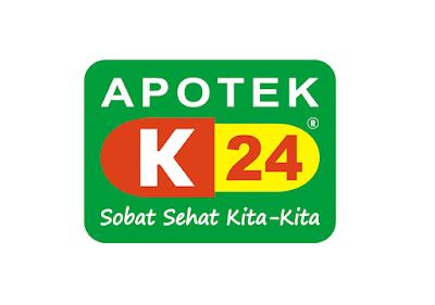 Rekrutmen Apotek K-24 Agustus 2019