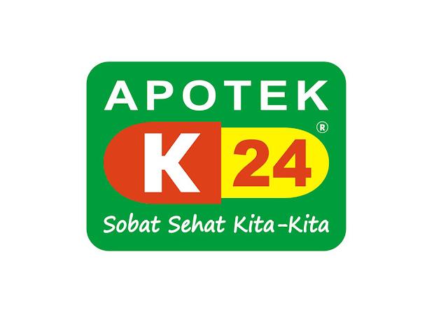 Lowongan Kerja Apotek K24 Seluruh Indonesia Juli 2021