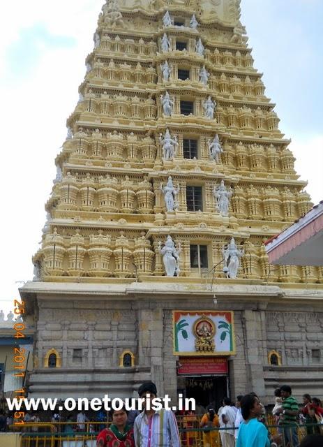 mysore ,chamundi hill