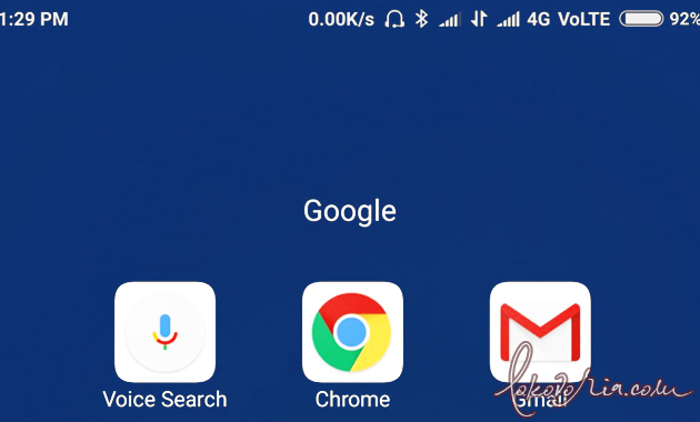 How to Fix Stuck Headphone Notification Symbol on Xiaomi
