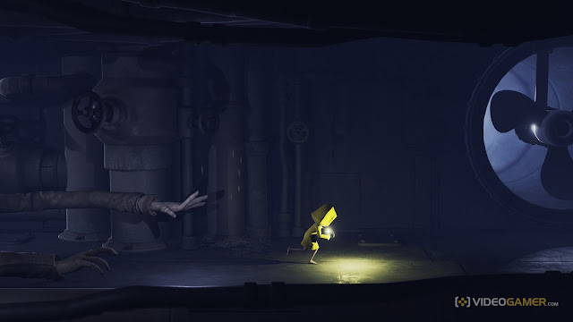 Little Nightmares PC Free Download Gameplay 1