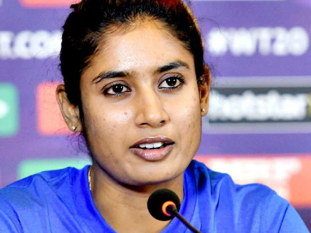 Women's cricket / Mithali retires from international T20, the highest scoring Indian in this format