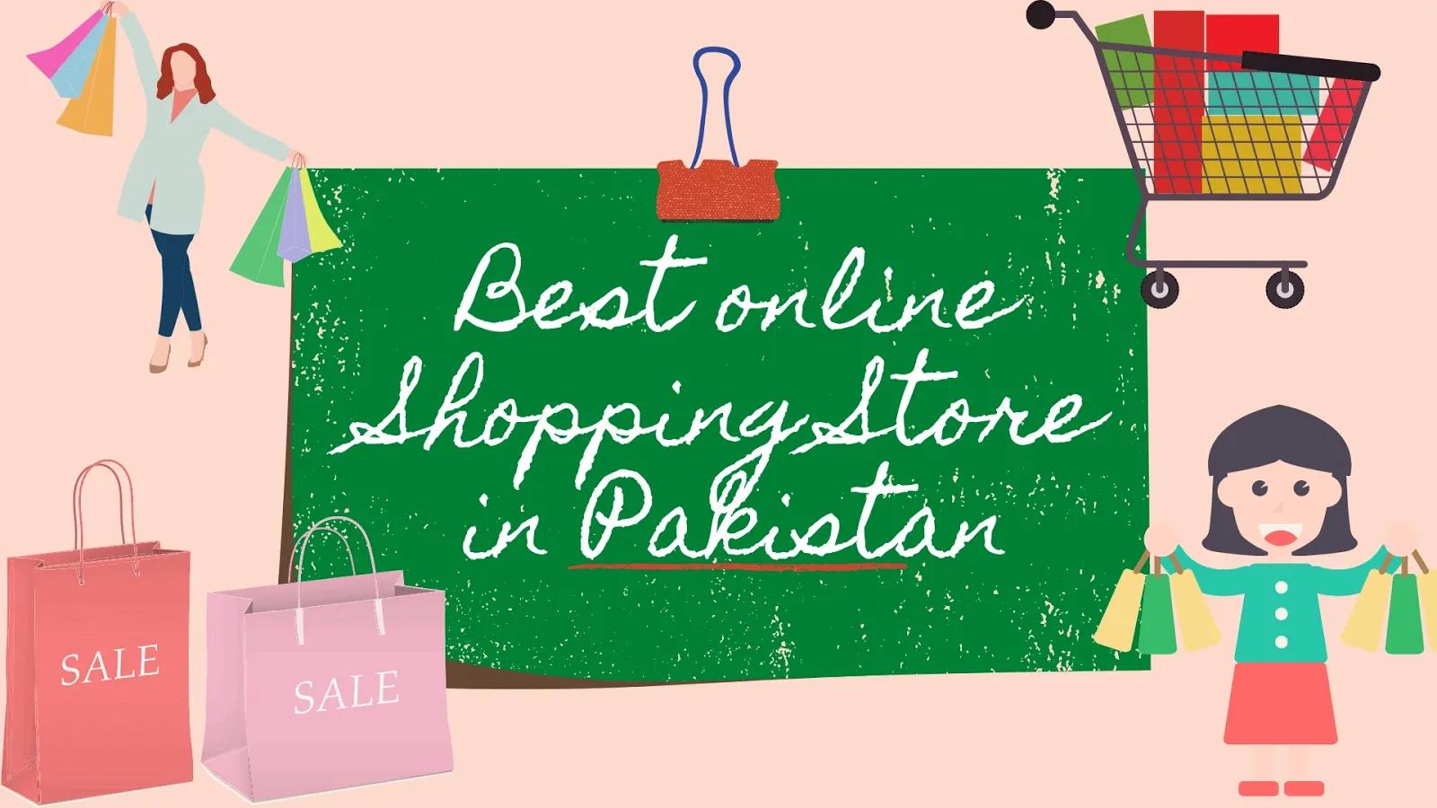 Best online shopping store in Pakistan in 2020