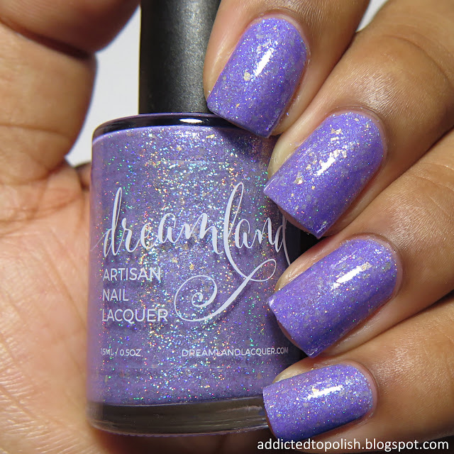 dreamland lacquer purple peeple eater