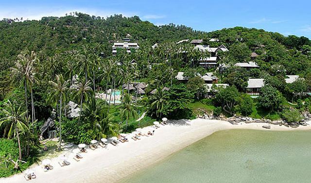Hotel Kamalaya naturaleza Sumai