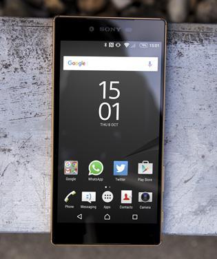 Harga Sony Xperia Z5 Premium