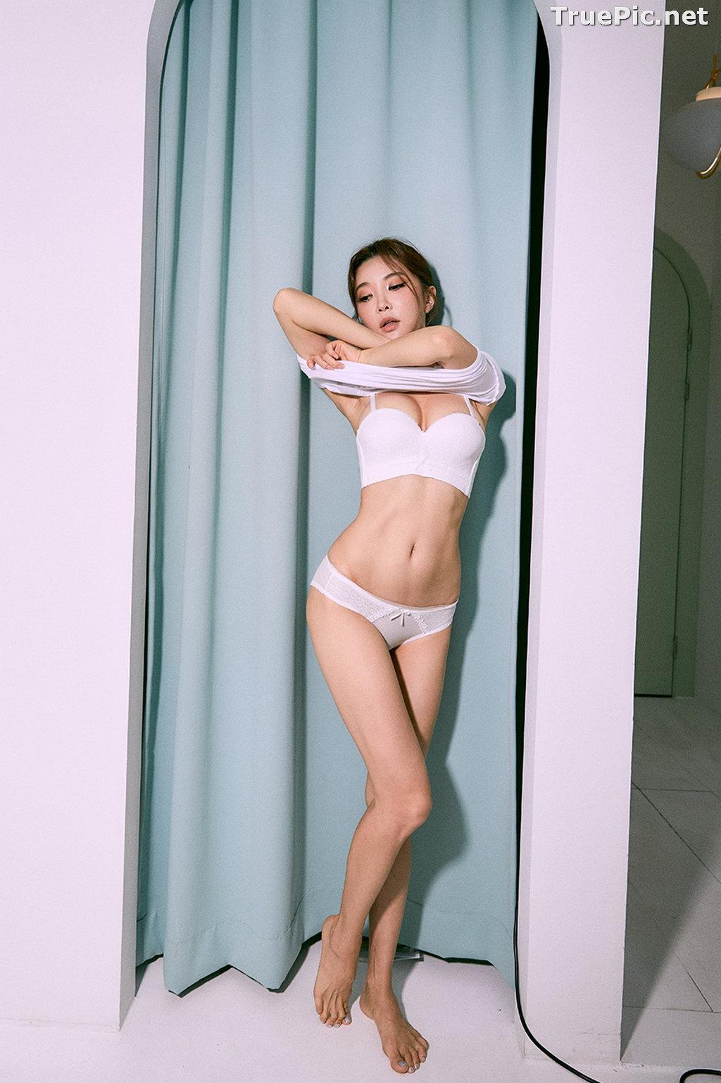 Image Korean Fashion Model - Park Soo Yeon - Open Up Lingerie - TruePic.net - Picture-5