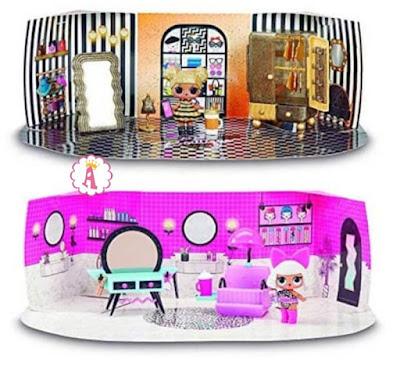 Мебель для домика Лол Сюрприз новые игрушки для девочек 2019