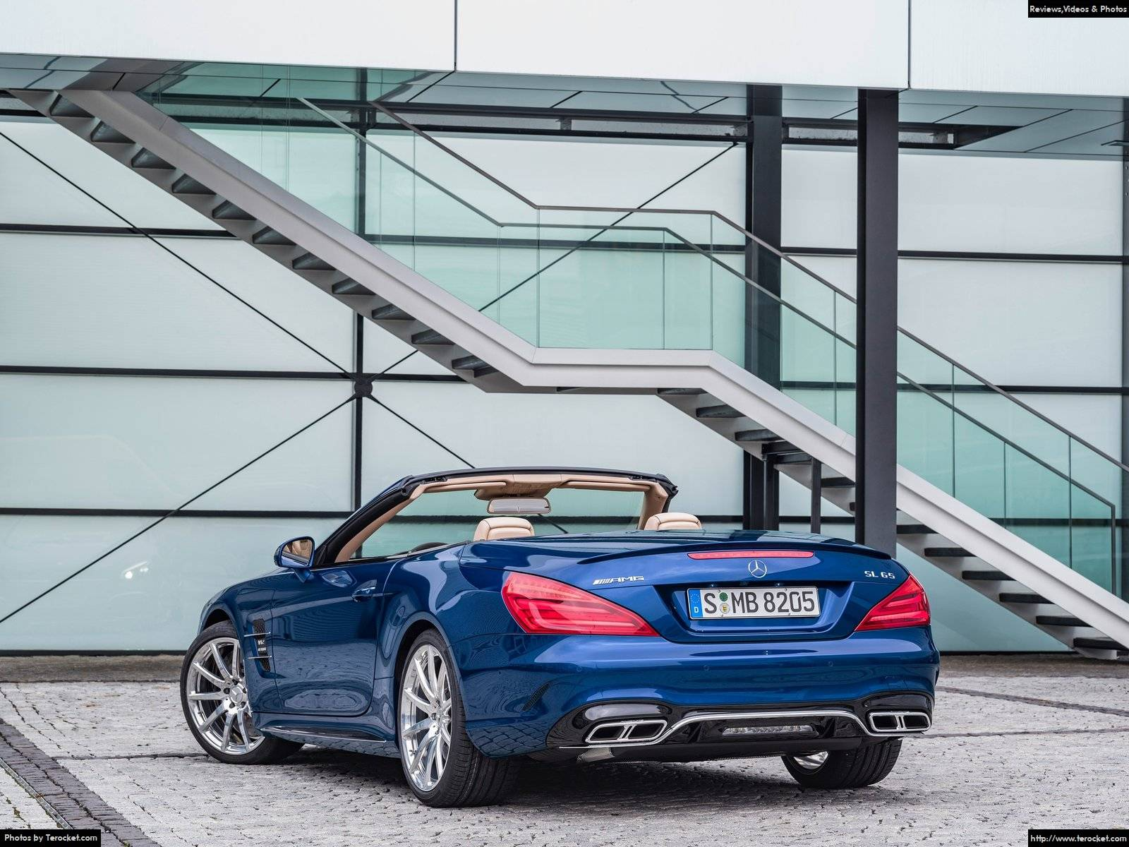 Hình ảnh xe ô tô Mercedes-Benz SL65 AMG 2017 & nội ngoại thất