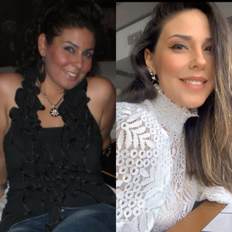 50 kilo veren Diyetisyen Filiz Aytar zayıflamak isteyenlerin markajında!