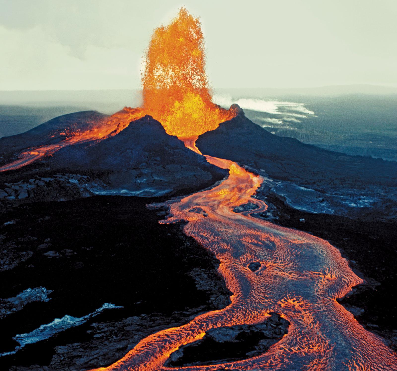 Hawaii Volcano Tours Highlight Of