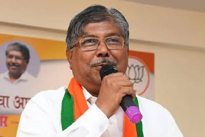 chandrakant patil