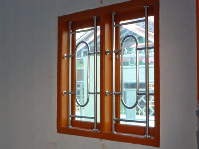 45 Gambar Model Teralis Jendela Minimalis  Desainrumahnyacom