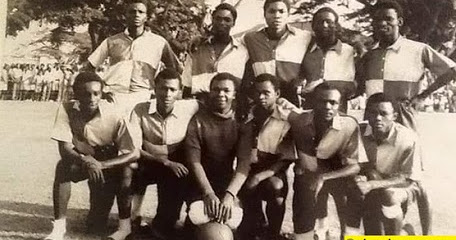 CHECK OUT Nigeria's First Ever National Football Team