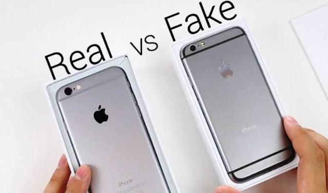 Ciri-ciri Iphone Asli dan Palsu Yang Harus di Ketahui