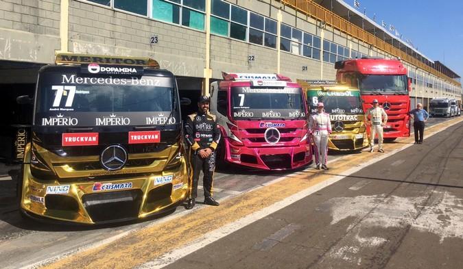 Copa Truck: Raijan Mascarello é o novo integrante da AM Motorsport
