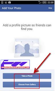 cara membuat facebook di hp android