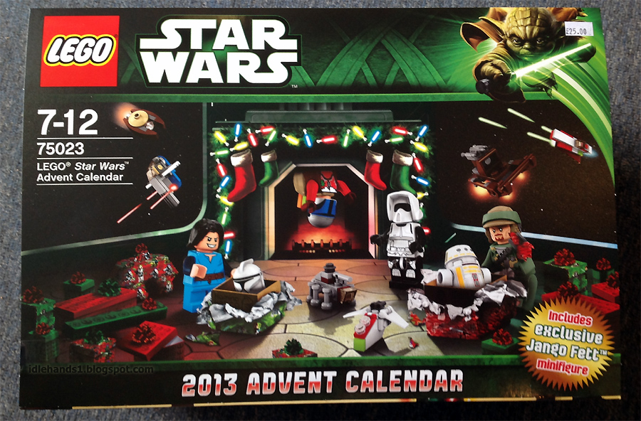 Advent calendar 2013: Winner day 01