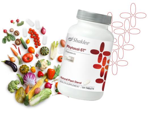 beli Phytocol-ST® dengan pengedar shaklee