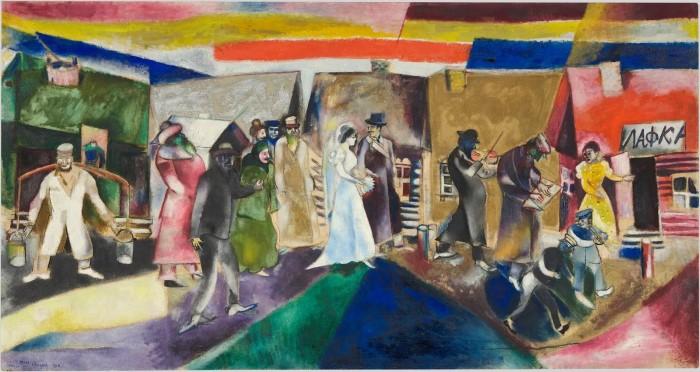 1911 г. Марк Шагал