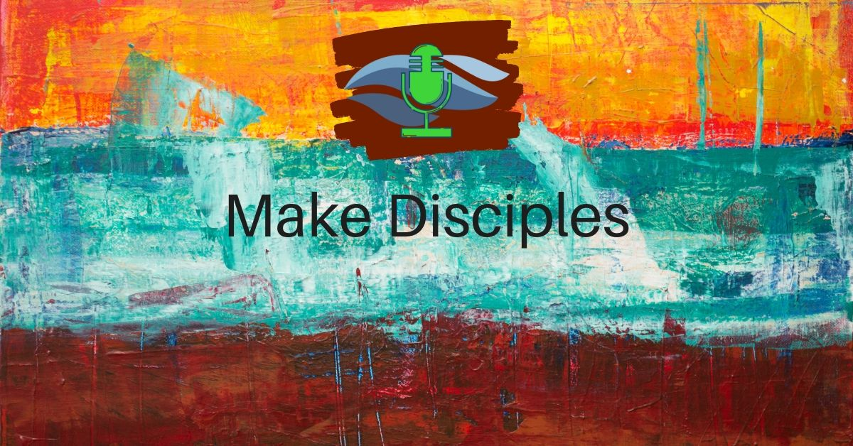 Discipleship Unveiled Podcast Header | Make Disciples