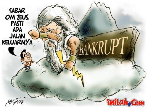 Lelang Barang Pejabat Negara, Tanda Krisis Keuangan?