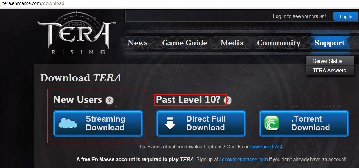 How to download tera online for free!!!! Youtube.