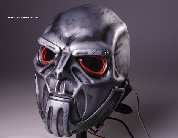 Pictures of Sid Wilson Mask - #rock-cafe