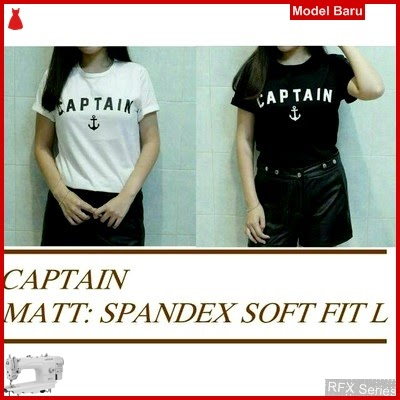 RFX131 MODEL CAPTAIN TEE HALUS FIT L BMG SHOP MURAH ONLINE