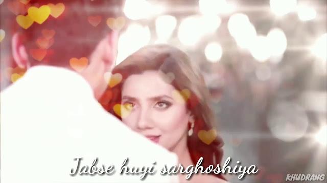 Valentine's day bollywood love songs Jab Se Mere Naina