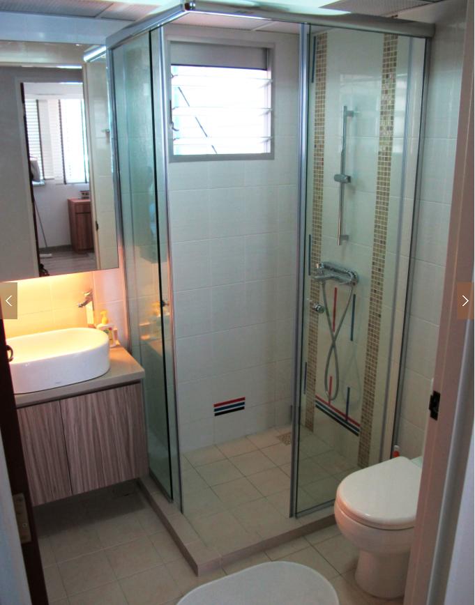 3 Room Hdb Renovation: Aldora: Revised 4-Room HDB Renovation Ideas