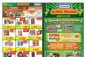Katalog INDOGROSIR Super Promo Periode 16 - 31 Mei 2020