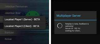 Cara Main PS1 Fitur Multi Pemain di Android dengan 2 HP