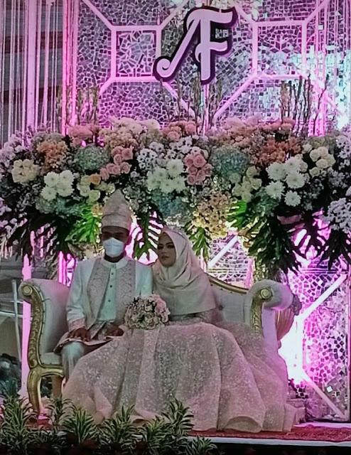 Momen Ustaz Abdul Somad Gelar Resepsi Pernikahan Secara Tertutup di Ponorogo