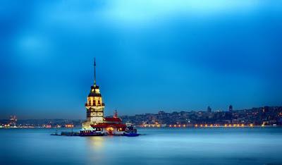 برج الفتاة في تركيا