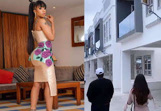See The 4 Bedroom Duplex Bbnaija Winner, Mercy Bought