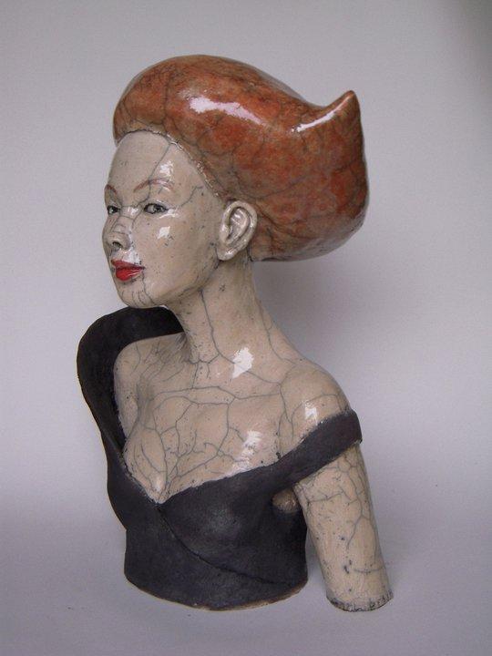 Mélanie Bourget | escultor figurativo francês