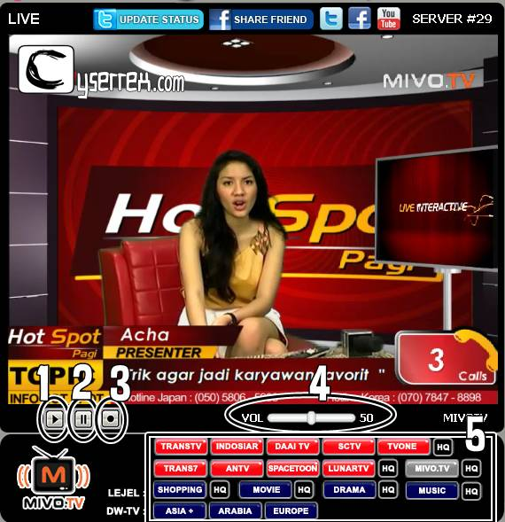 Sctv Live Stream: Nonton TV Online