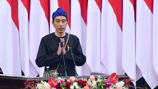 Sebut Pidato Jokowi Hanya Berisi Asumsi & Harapan, PKS: Kurang Berpijak Pada Kenyataan di Lapangan!