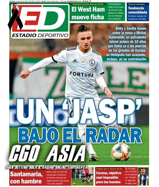 Next Jordi Alba di Barca kah pemain muda Polandia ini ? - Rumahsport.com