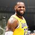 Lakers menang atas OKC Thunder, Lebron James kembali cetak rekor di NBA