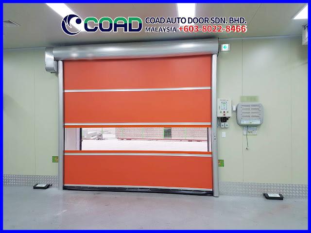 Automatic Door Malaysia, COAD Auto Door Malaysia, COAD Malaysia, High Speed Door Malaysia, Industry Automatic Door Malaysia, Rapid Door Malaysia, Price Rapid Door,