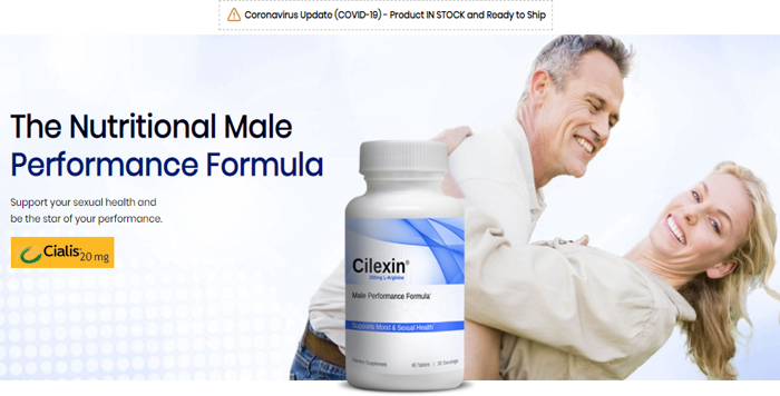 The Nutritional Male Performance Formula