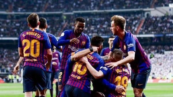 تشكيل برشلونة ضد فالنسيا عبر سوفت سلاش